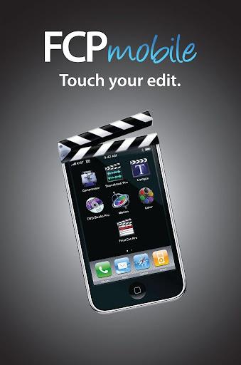 Final Cut Pro Mobile, edita con tus dedos en el Iphone o el iPad