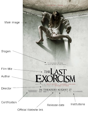 The gallery for --> The Last Exorcism Poster Controversy