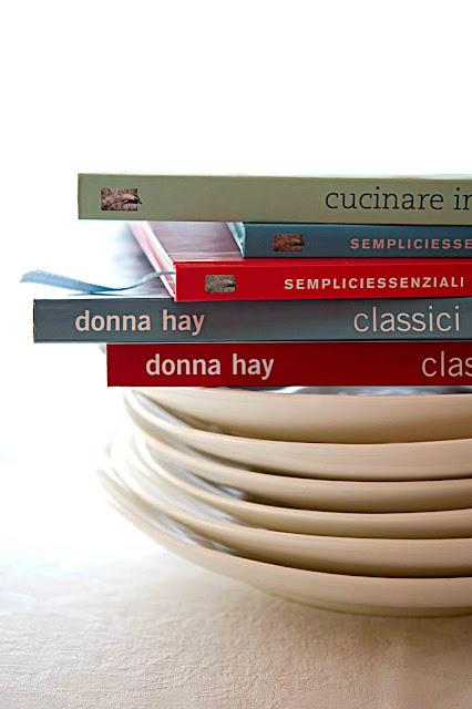 La mia libreria: Donna Hay!