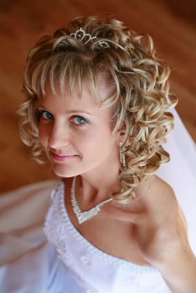 Stupendous Bridal Hairstyles For Short Hair 4 Story Words Pics Short Hairstyles Gunalazisus