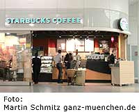 shops blog starbucks coffee house im airport. Black Bedroom Furniture Sets. Home Design Ideas