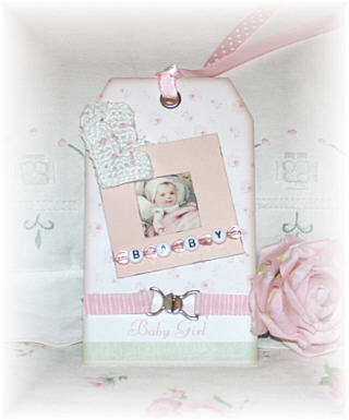 ~ Vintage Style Gift Tags ~