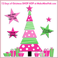Make Mine Pink Christmas Shop Hop