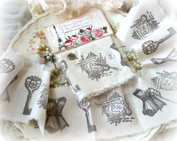 New Cards and Fabric Ribbon