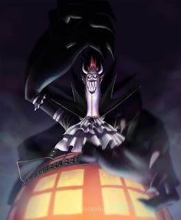 "Gudang elmu sagala aya: Shichibukai ""One Piece"""