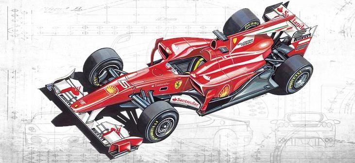 Presentación Ferrari F11