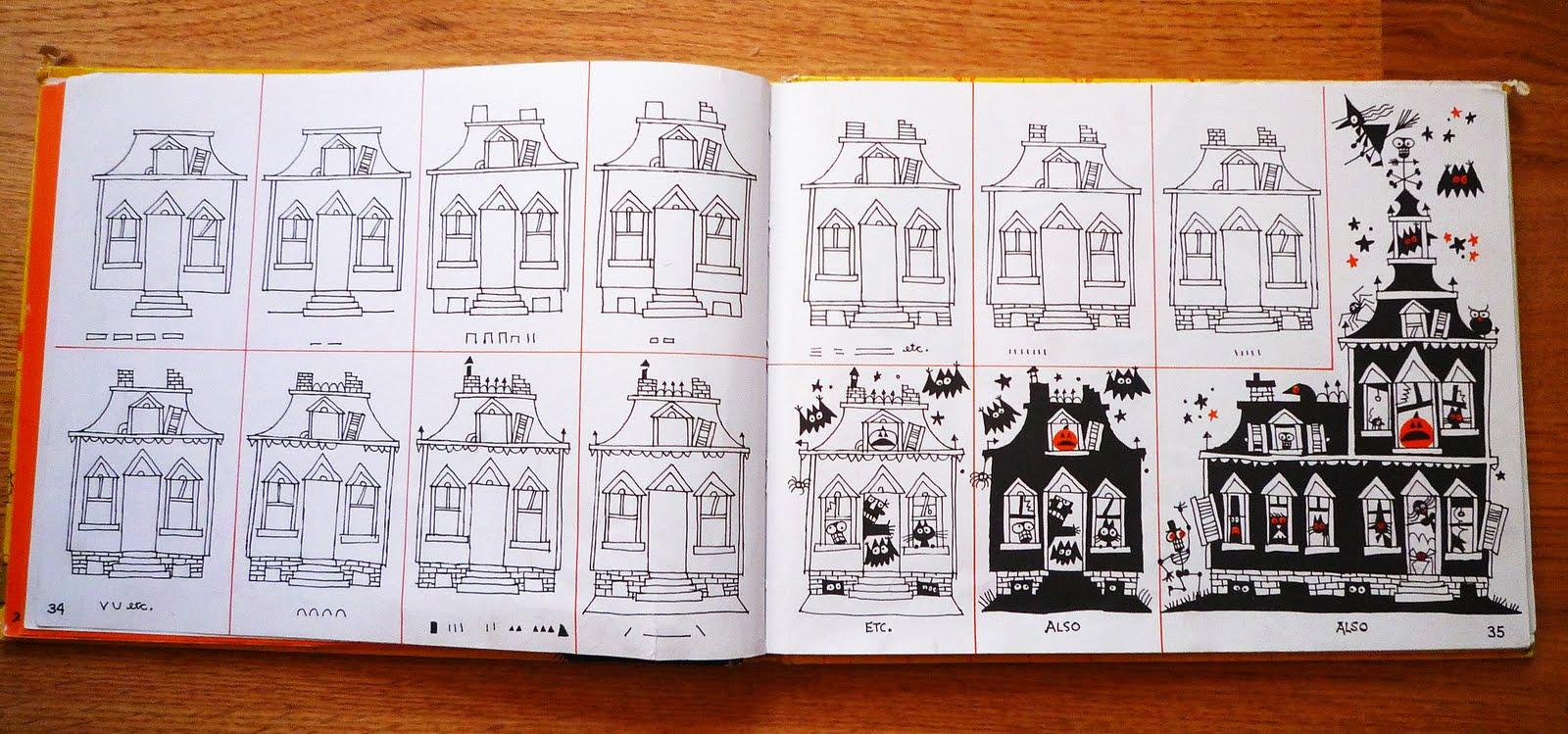 Design Gossip  On My Bookshelf  Ed Emberley U0026 39 S Big Orange