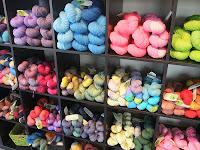 fil a tricoter