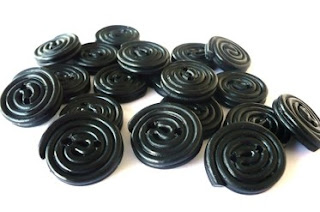 boutons reglisse