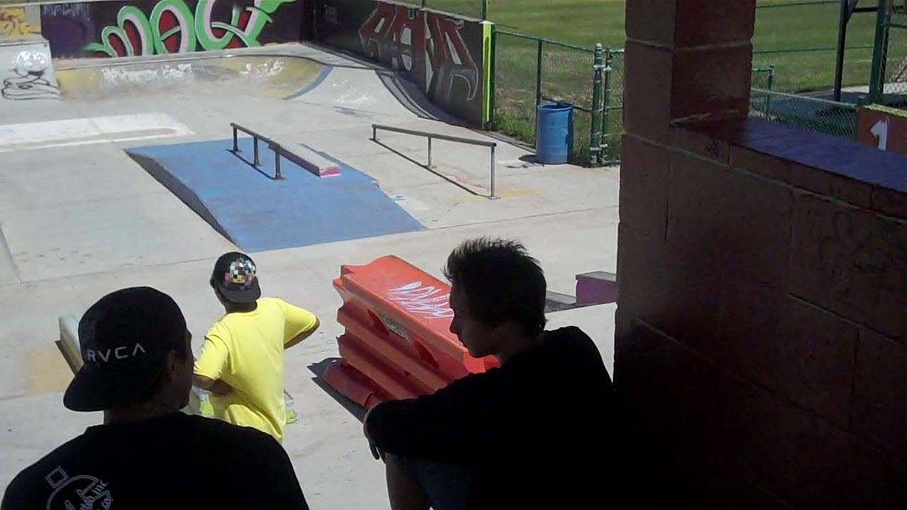 One Love Skate Outreach April 2010