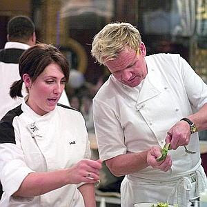 Foodie Gossip Hell Kitchen Let Down