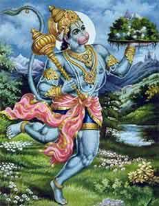 41 Day Hanuman Jayanti Deeksha in Andhra Pradesh And