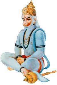 Anjaneyar Jayanthi in Tamil Nadu - Margazhi Moolam