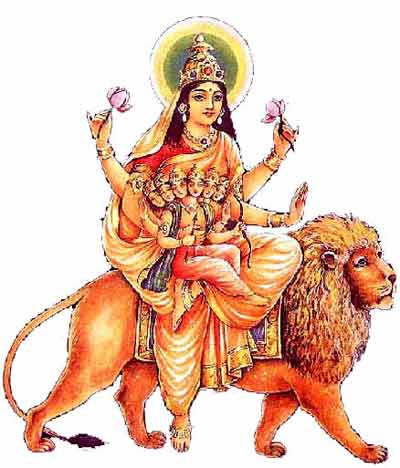 Maa Skanda Mata – Goddess Worshipped on the fifth day of Navratri