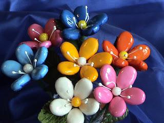 Pellino confetti flowers