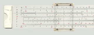 A time when slide-rules ruled