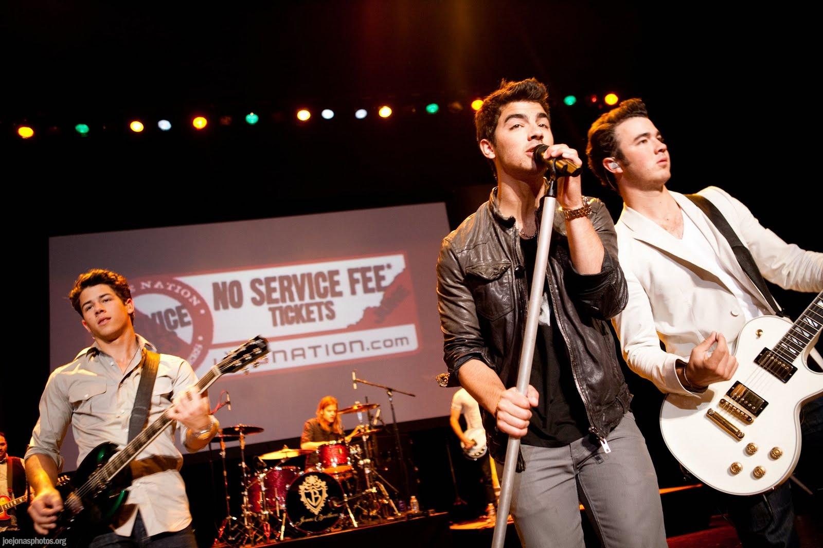 I Support Jonas And Music Concierto Gratis De Los Jonas