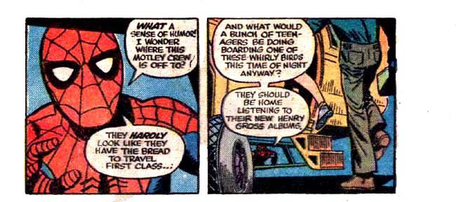 Spider uomo porno fumetti
