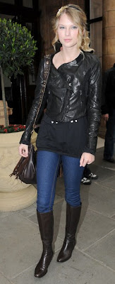 Celebsquare Fashion Friday 19 Wear Boots Like A Celebrity