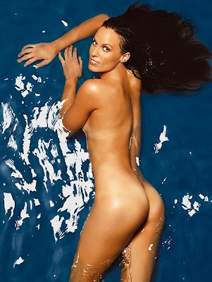 There's female olympic swimmers nude think, that