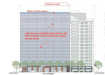 ArchitectureChicago PLUS: Glass Aloft in revised designed