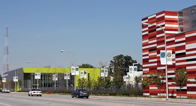Architecturechicago Plus Gary Comer College Prep John