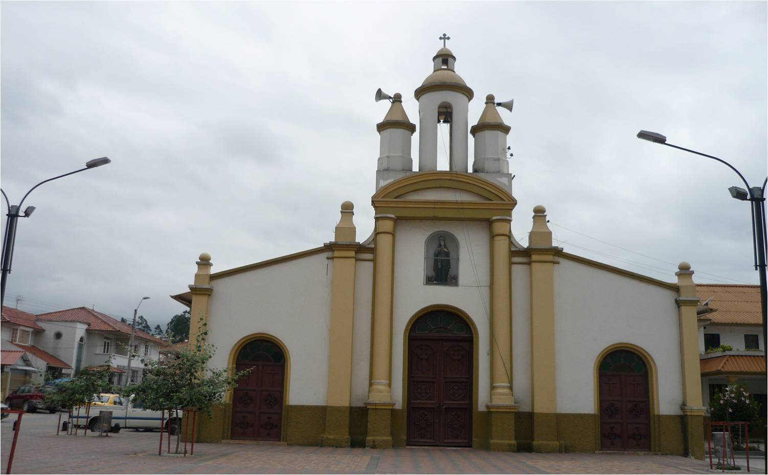 Parroquia Yanuncay Barrio Santa Marianita Del Arenal