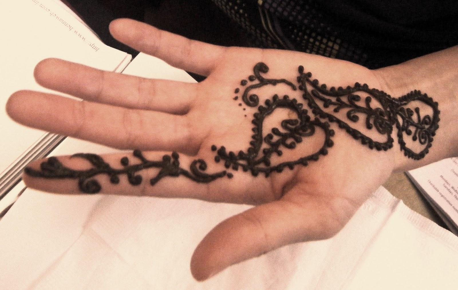Professional Henna Artist: Afghani, Indian, Arabic ...