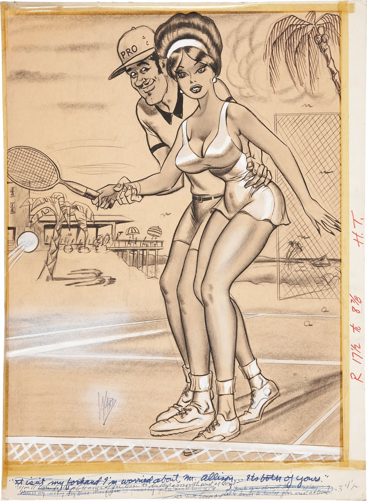 bill ward milf comic book