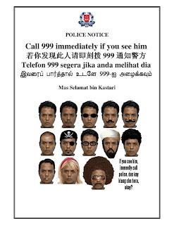 Wanted - dead or... disguised! 1