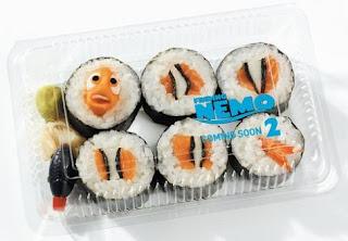 Sushi, anyone? 1