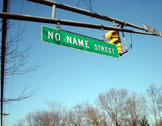 Where the streets have no name 1