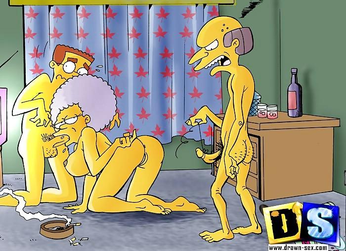 simson having sex nude