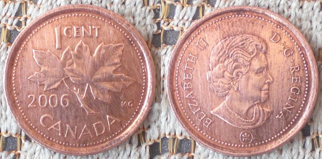 My Coin Collection Canada Cents