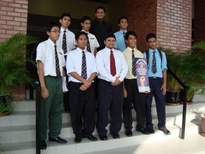 Sekolah Sultan Alam Shah Putrajaya Perokok N