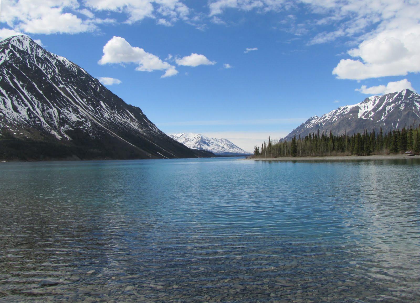 Summer Camp Haines Alaska 2010 Kathleen Lake Yukon Territory