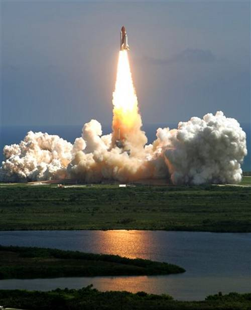 space shuttle g force - photo #1