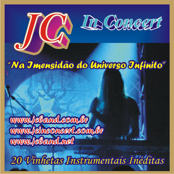 ***  JC In Concert - Cosmologia Cd.  ***