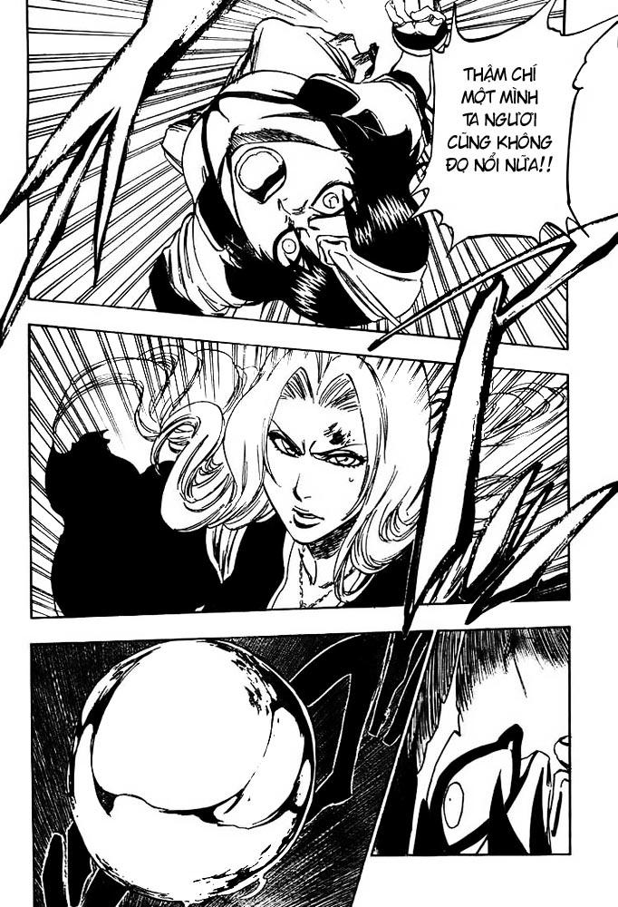 Bleach chapter 333 trang 18