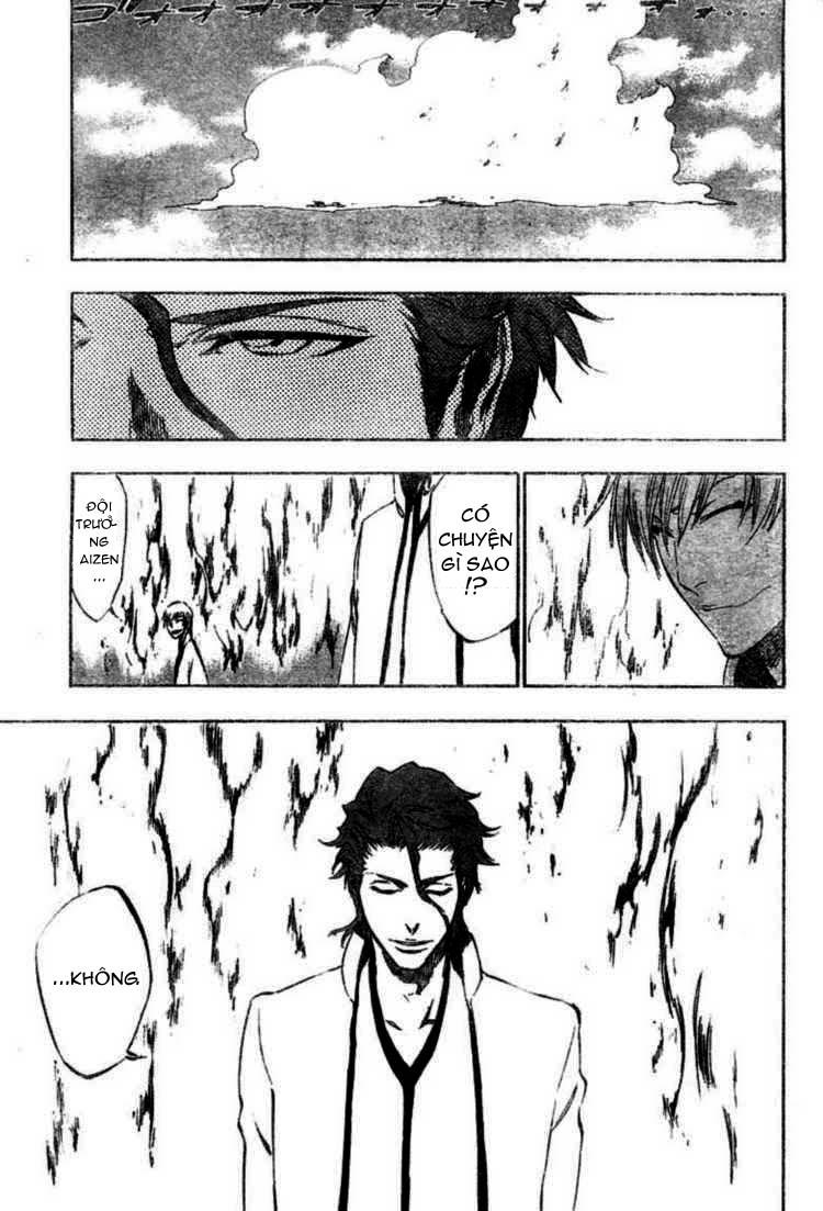 Bleach chapter 334 trang 3