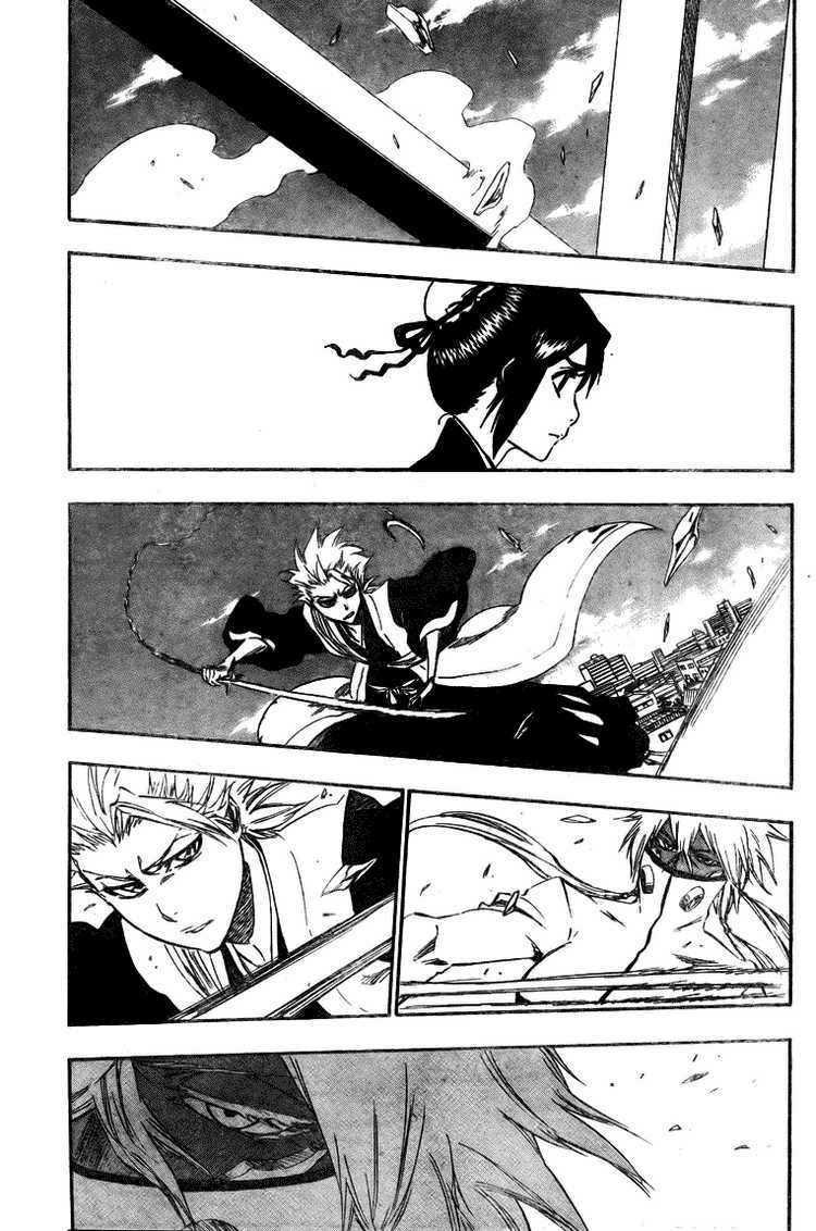 Bleach chapter 334 trang 5