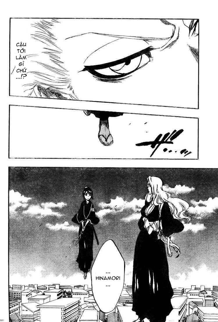 Bleach chapter 334 trang 8