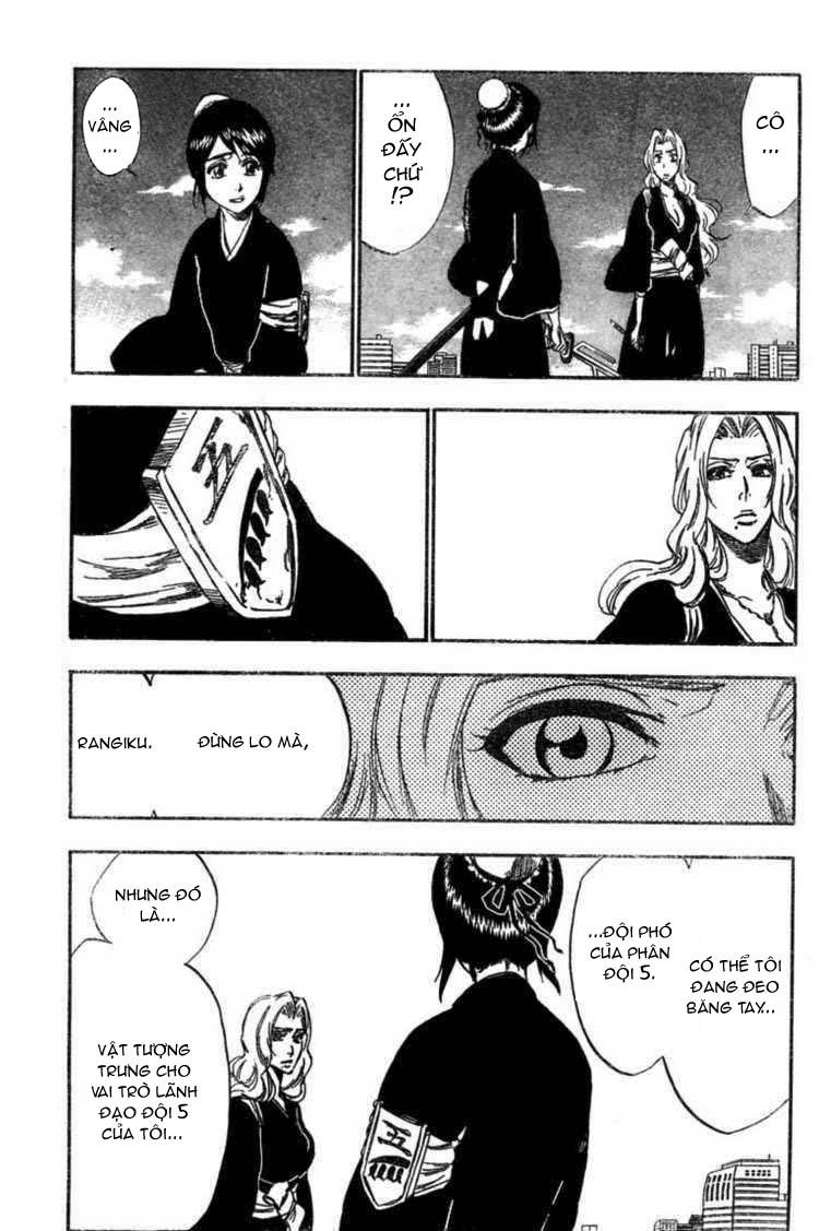 Bleach chapter 334 trang 9