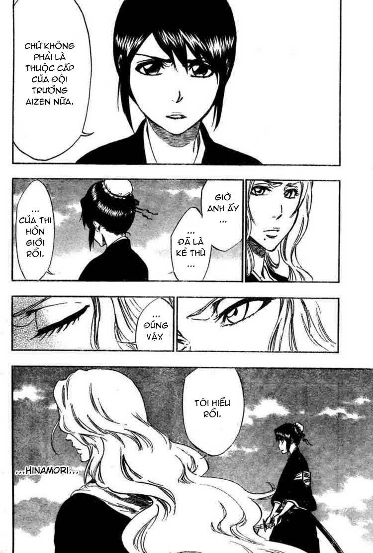 Bleach chapter 334 trang 10