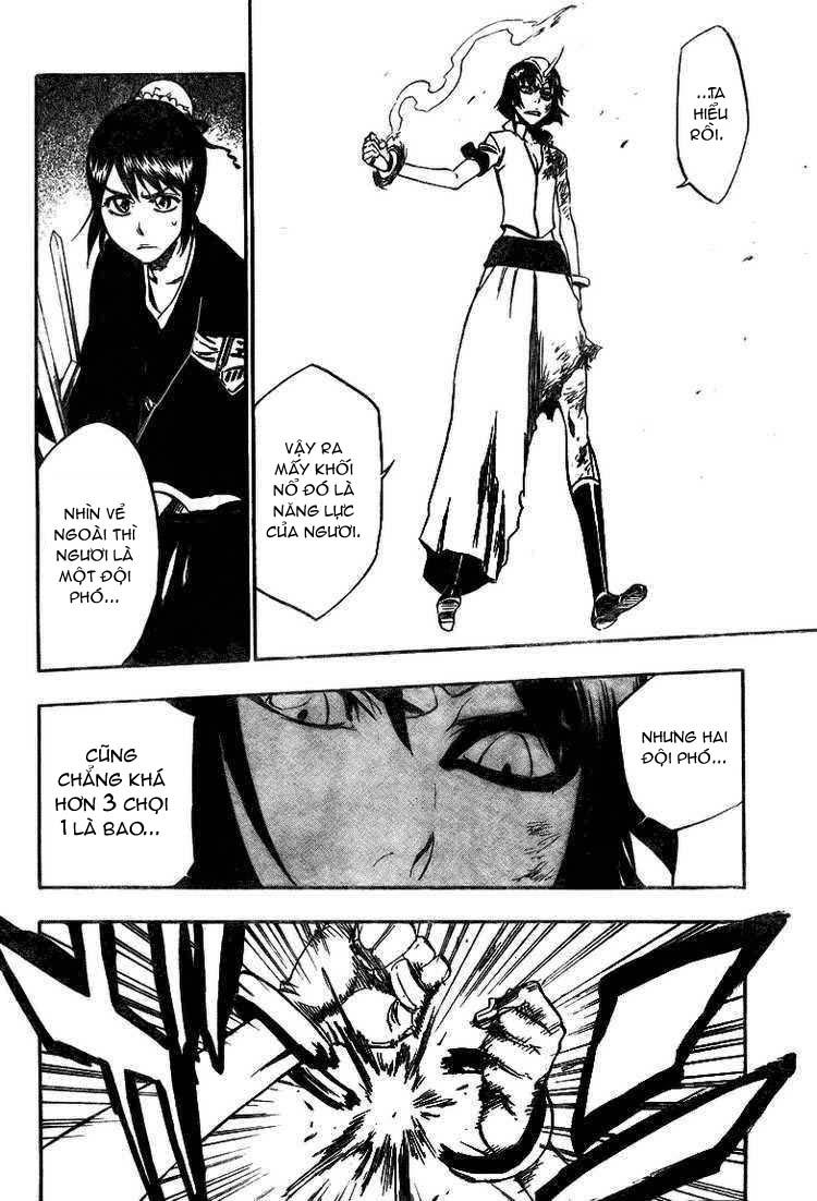 Bleach chapter 334 trang 14
