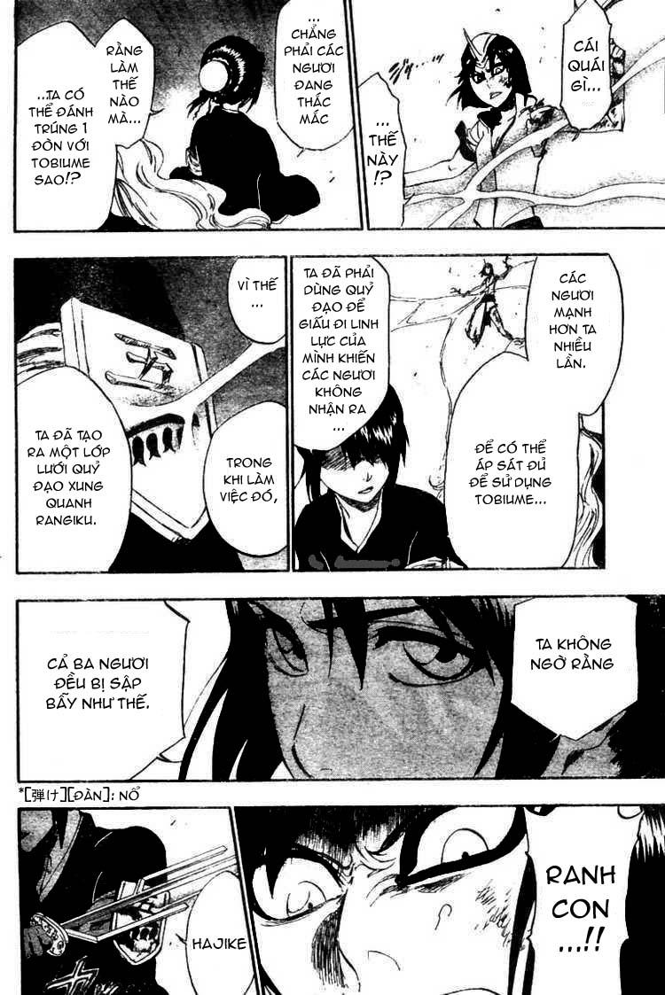 Bleach chapter 334 trang 18