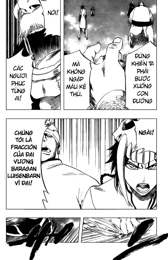Bleach chapter 329 trang 11