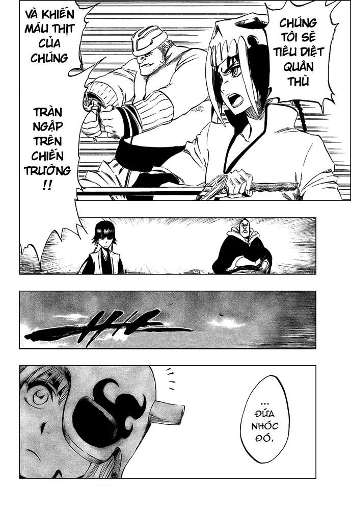 Bleach chapter 329 trang 12