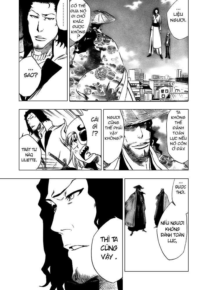 Bleach chapter 329 trang 13