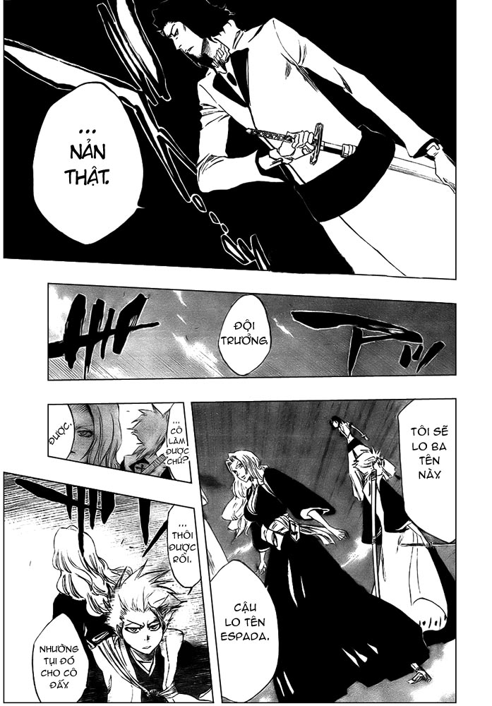 Bleach chapter 329 trang 15